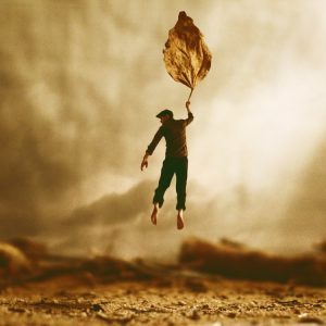 Achraf Baznani Surreal Photography Flying Dreams