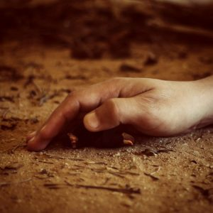 Achraf Baznani Surreal Photography Hand of God