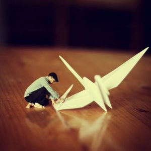 Achraf Baznani Surreal Photography Ready to fly