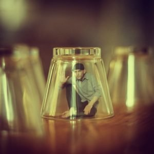 Achraf Baznani Surreal Photography Under the cup