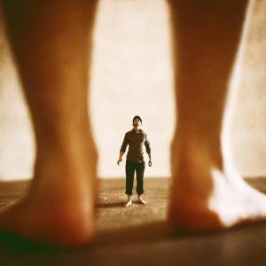 Achraf Baznani Surreal Photography dictatorship